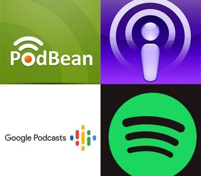 Podlediadau – Apiau ar gyfer iOS ac Android