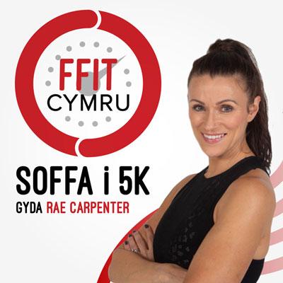 Ffit Cymru - Soffa i 5K