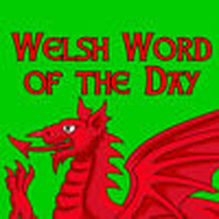 Podlediad Welsh Word of the Day